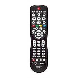 Replacement remote control for Zappiti media player
